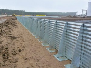 Zero Ground Disturbance Containment System - Westeel